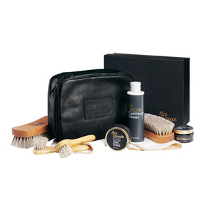LEATHER SHOE CARE KIT/가죽 슈케어 킷
